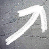 Chalk Symbols (Arrow)
