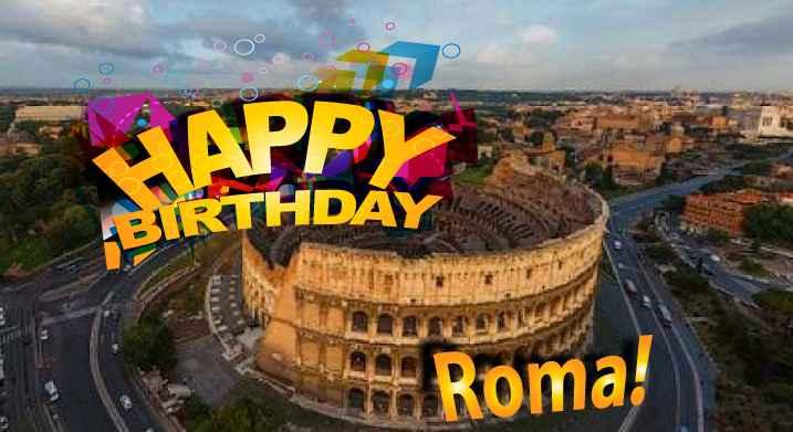 Rome-Birthday